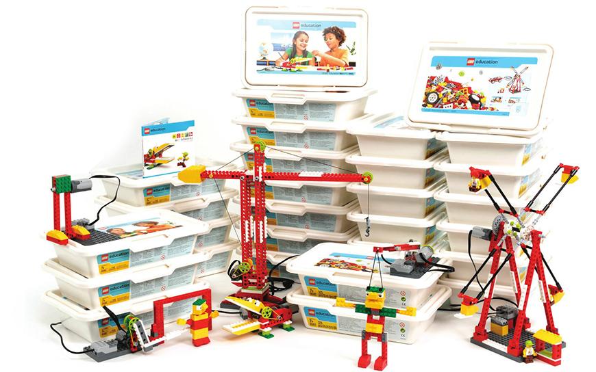 lego education wedo 9585 instructions
