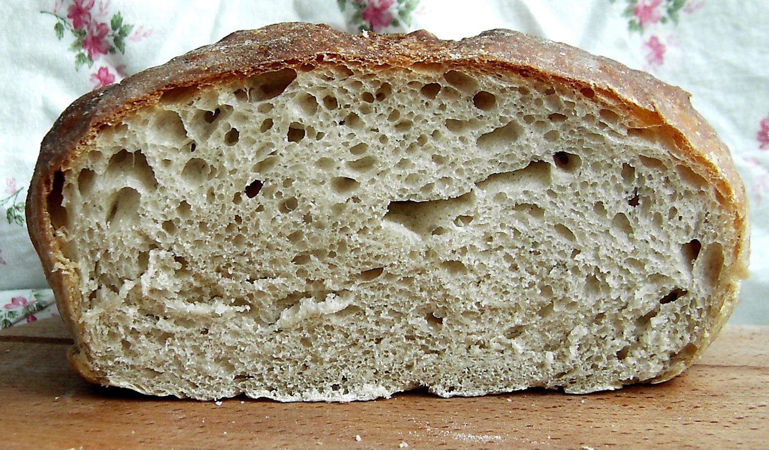 Корка хлеба - распространенные трудности