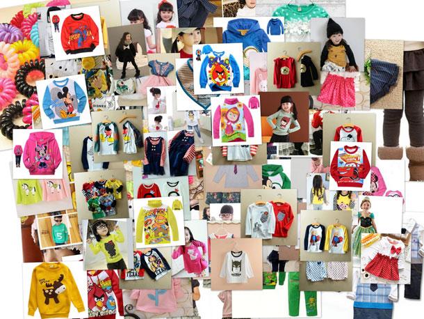 Полная ликвидация магазина детской одежды