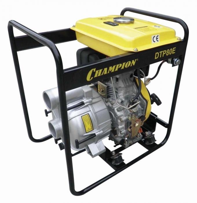 Мотопомпа Champion DTP80E