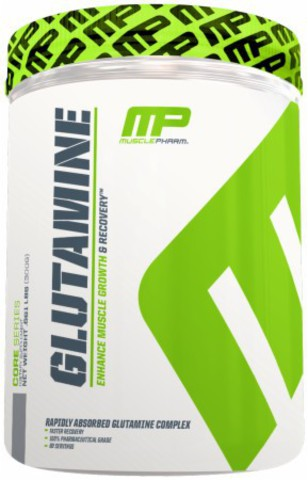 MusclePharm Glutamine 300 грамм