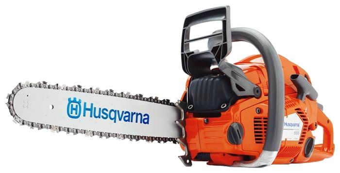 ��������� Husqvarna 555