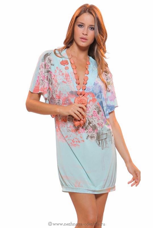 Пляжные платья и туники купить